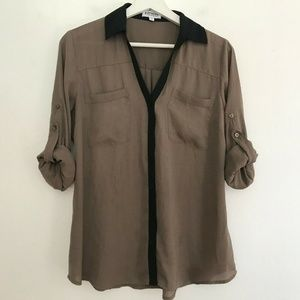 Express The Portofino Shirt Size Medium
